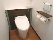 トイレ新設リフォーム