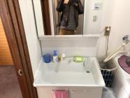 洗面台交換