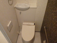 トイレ交換工事