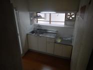 内装工事(キッチン/シャワー室)