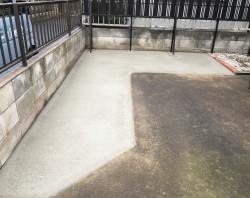 駐車場土間工事