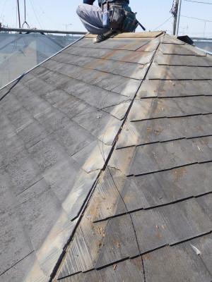 屋根工事 屋根カバー工法 屋根葺き替え 杉並区リフォーム 杉並区屋根工事 リリーフプラス