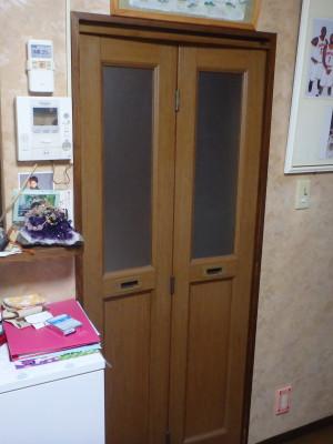 室内ドアリフォーム ドア交換 室内ドア交換 ドアリフォーム 練馬区リフォーム 世田谷区リフォーム 杉並区リフォーム