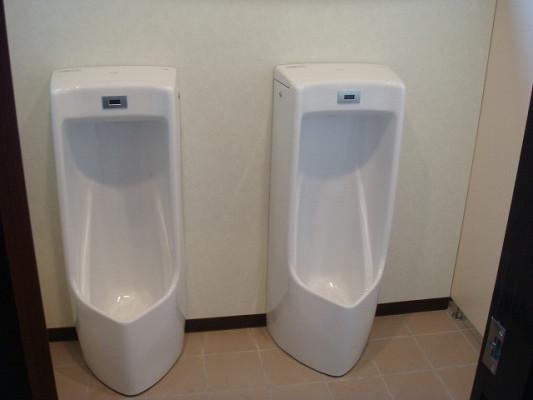 トイレ工事 テナント工事 共用トイレ リリーフプラス