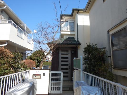 外壁塗装 塗装工事 屋根塗装 屋根工事 リリーフプラス 杉並区リフォーム