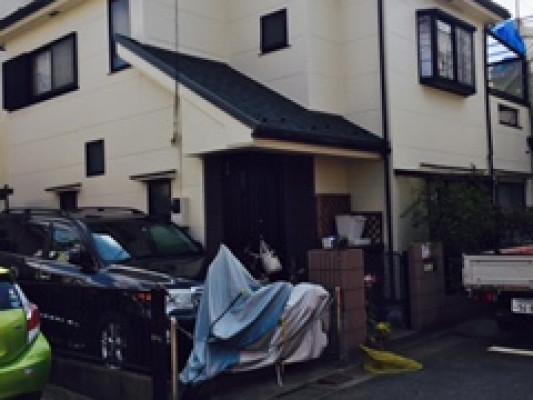 外壁塗装 屋根塗装 塗装工事 杉並区リフォーム 杉並区塗装 リリーフプラス