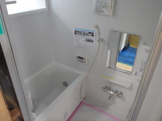 ユニットバス工事 お風呂工事 風呂交換 リフォーム杉並 水回り杉並区