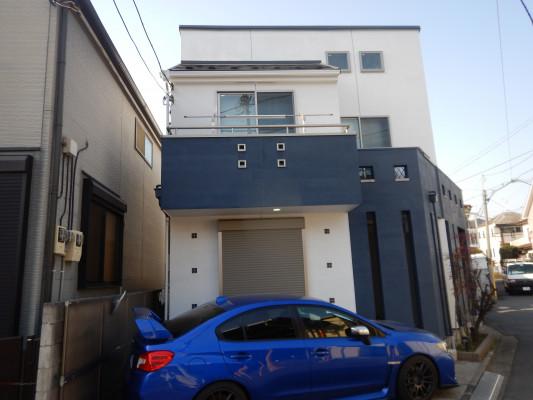 外壁塗装 杉並区 練馬区 リフォーム 屋根塗装 リリーフプラス リリーフ住宅 塗装杉並区 塗装練馬区
