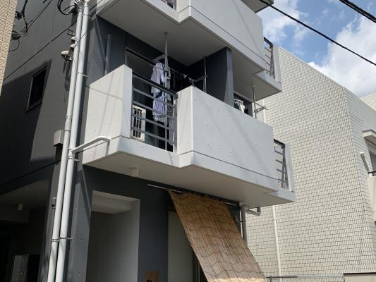 リリーフ住宅 リリーフプラス 外壁塗装 屋根塗装 杉並区外壁工事 杉並区塗装工事 杉並