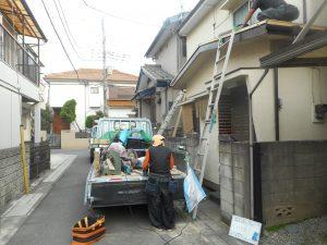 屋根カバー カバー工法 被せ