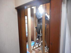 大工工事 内装工事 トイレ工事