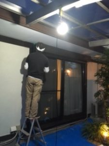サッシ工事 窓枠工事 エクステリア リリーフプラス