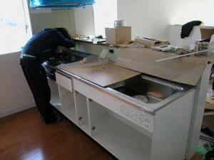 キッチンリフォーム キッチン交換 キッチン工事 リリーフプラス