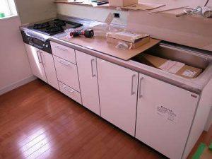 キッチン工事 キッチンリフォーム キッチン交換 リリーフプラス