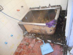 浴室リフォーム お風呂リフォーム お風呂交換 ユニットバス リリーフプラス リリーフ住宅 杉並リフォーム