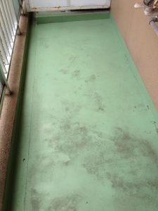 ベランダ工事 防水工事 防水塗装 雨漏り 塗装工事 リリーフプラス 練馬区リフォーム
