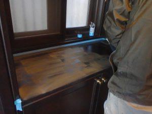 内装塗装 塗装工事 内装工事 リリーフプラス リリーフ住宅 杉並区 リフォーム