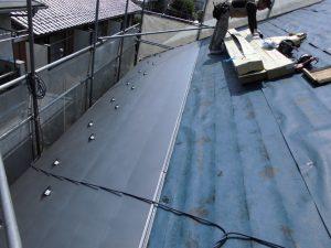 杉並区リフォーム 屋根工事 カバー工法