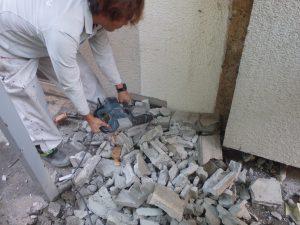 リフォーム ブロック塀撤去 杉並区 リリーフプラス