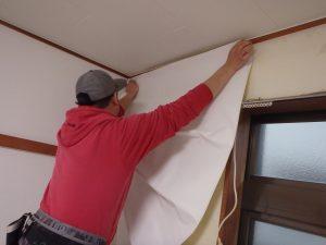 リノベーション アパートリフォーム 床張り替え 壁紙張り替え クロス張り替え 杉並区リフォーム 内装リフォーム 練馬区リフォーム