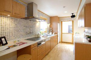 リリーフ住宅 リリーフプラス キッチン