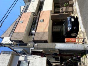 リリーフ住宅 リリーフプラス 外壁塗装 屋根塗装 杉並区塗装工事